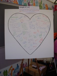 Projecte Omple el cor complet