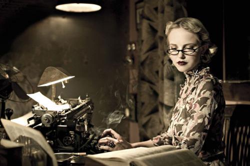 typewriter3 Agatha Art