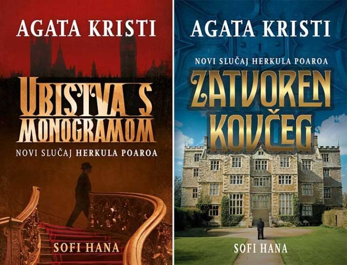 Sofi Hana - Laguna - Knjige