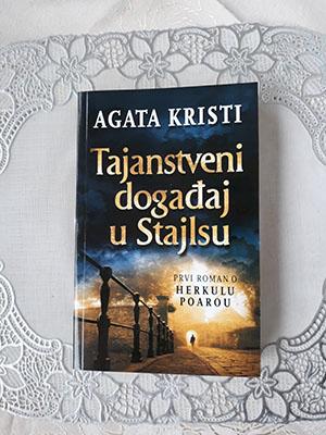 Moje knjige - Recenzija knjige: Tajanstveni slučaj u Stajlsu
