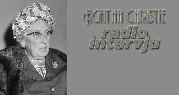 Radio intervju Agate Kristi
