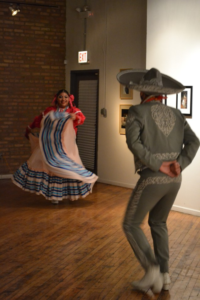 mexican dance ensemble