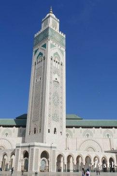 Mosquée Hassan 2 à Casablanca