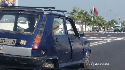 Conduire avec une auto de plus de 30 ans