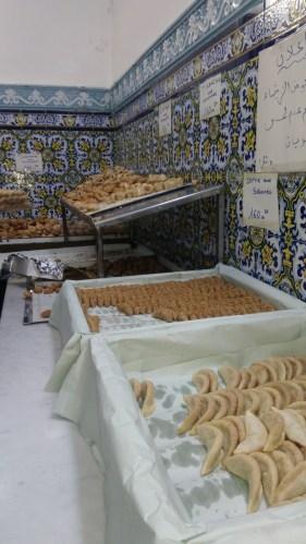 Patisseries Marocaines aux Habbous à Casablanca