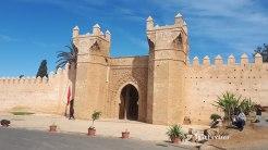 Chellah à Rabat