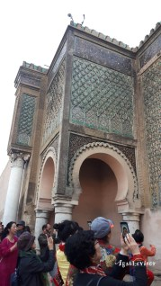 2019NM0133-Meknes-Porte Bab Mansour