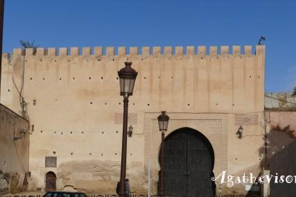 2019NM0232-Meknes-Place Lalla Aouda-Porte