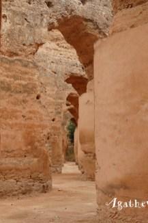2019NM0276-Meknes-Ecuries Royales-Arches