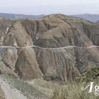 Au cœur de l'Atlas, la route de Tizi-N-Test