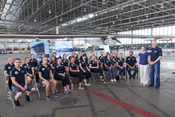 Motivate Yourself and Solar Impulse