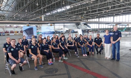 Motivate Yourself και Solar Impulse