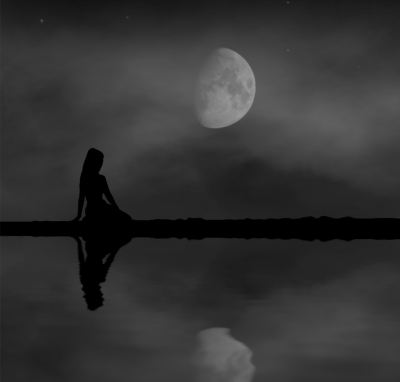 When the night comes…your inner world starts talking