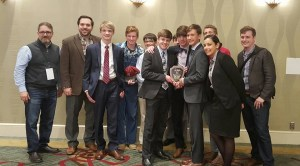 Agathos Mock Trial 6th Place in TN