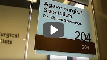 Welcome to Agave Surgical Associates