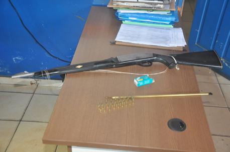 thumb Rifle