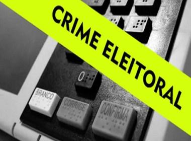 29-11-20-Crime Eleitoral