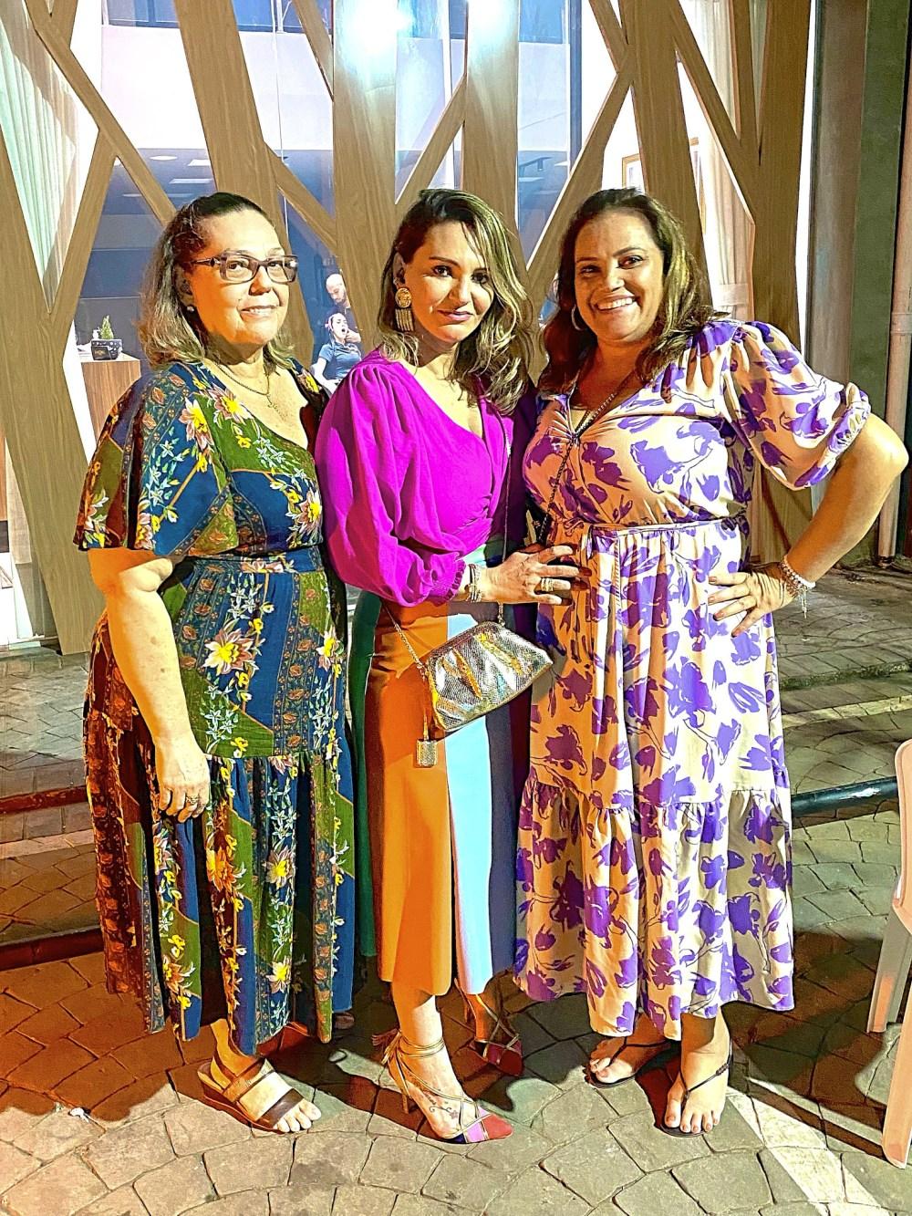 Mãezinha Rose Mesquita e nossa amiga Nubia Silva