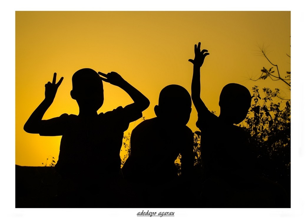 Sunset Memories Adebayo Agarau Photographer Agbowo