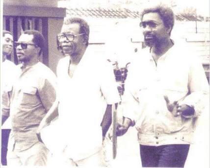 Agbowo Art Akin Oseni Wole Soyinka JP Clark Chinua Achebe