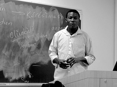 Kola Tubosun Agbowo Art African Art On African Languages and Literature: Lessons from Korea