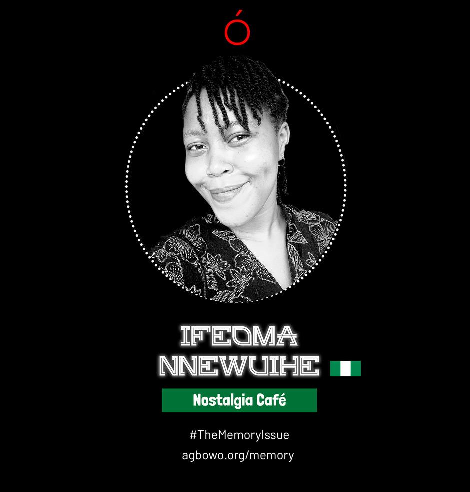 Ifeoma Nnewuihe The Memory Issue Agbowo Art Magazine