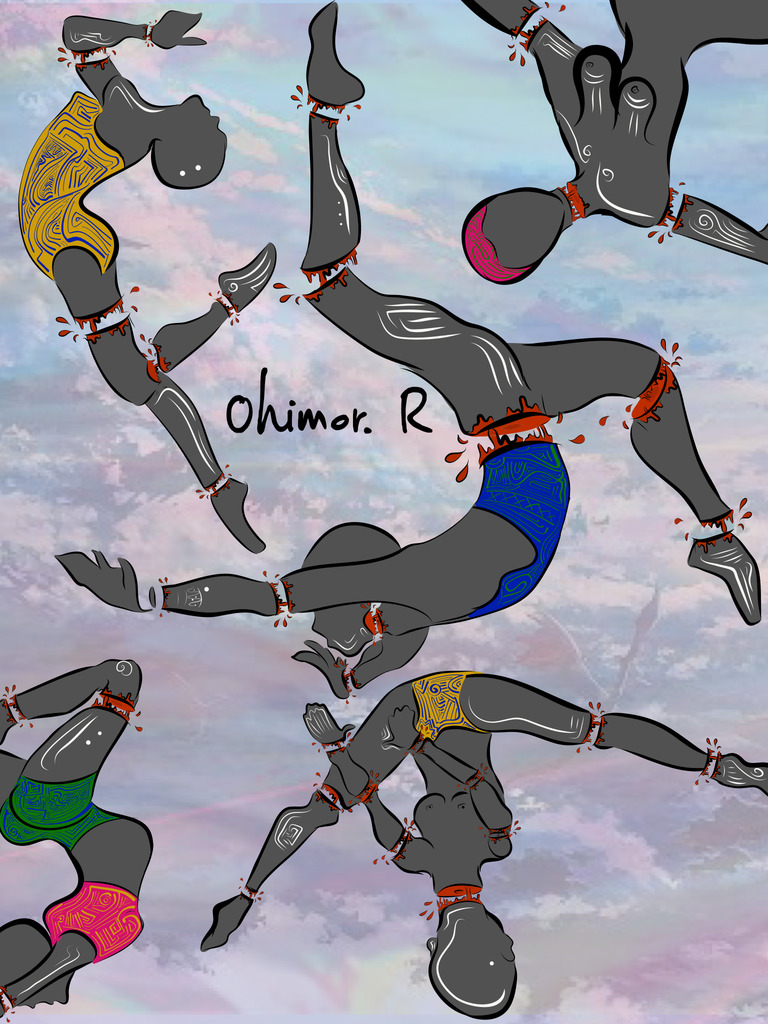 Ohimor Rume - Limitless Agbowo Art African Literary Art