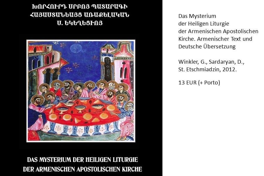 Das Mysterium der Heiligen Liturgie