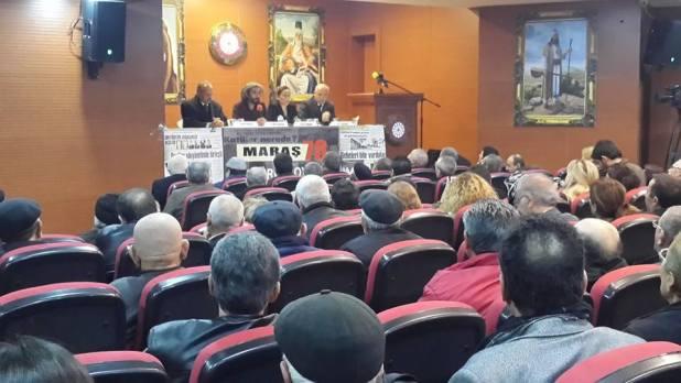 Maraş Konferansı Sonuç Bildirgesi açıklandı
