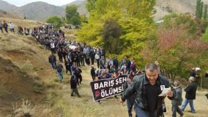 Ebru Mavi, Elbistan'da son yolculuğuna uğurlandı