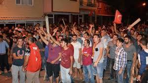 Erzincan'da faşist provokasyon: 'Bütün Alevileri yakarız' 2