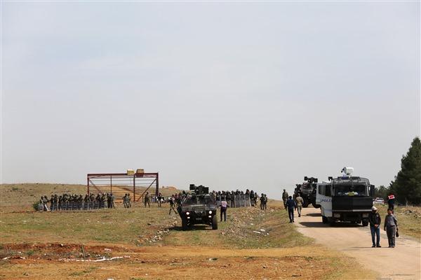 Maraş'taki Aleviler, kamp alanına yürüdü 4