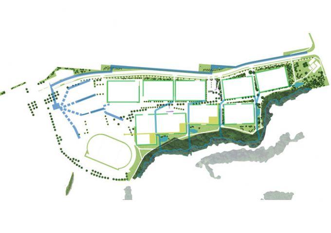 Plan paysage et gestion des eaux pluviales