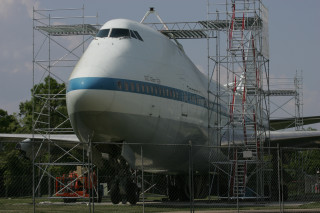 Shuttle Carrier Aircraft N905NA (NASA905)