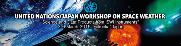United Nations/Japan Workshop on Space Weather