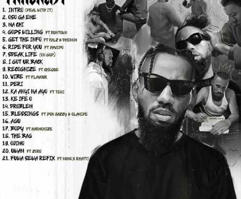 DOWNLOAD : Phyno – All I See ft. Duncan Mighty