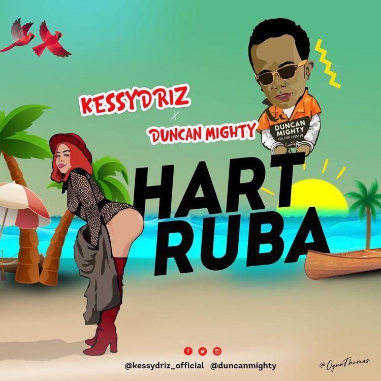 KessyDriz Hart Ruba