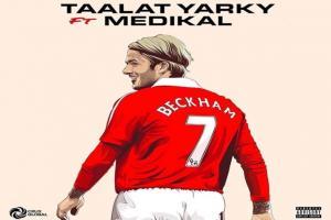 Talaat Yarky – Beckham Ft. Medikal