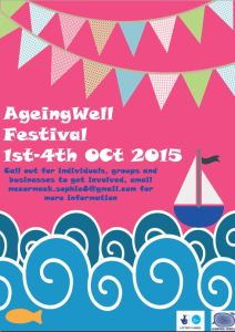 Ageing Well festival Torbay call out