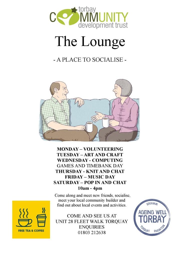 lounge flyer
