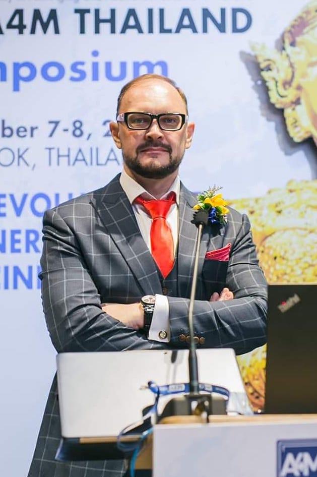 Dr Dmitri Klokol