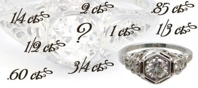 How Big is My Diamond