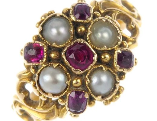 Antique Ring from Fellows Auctions