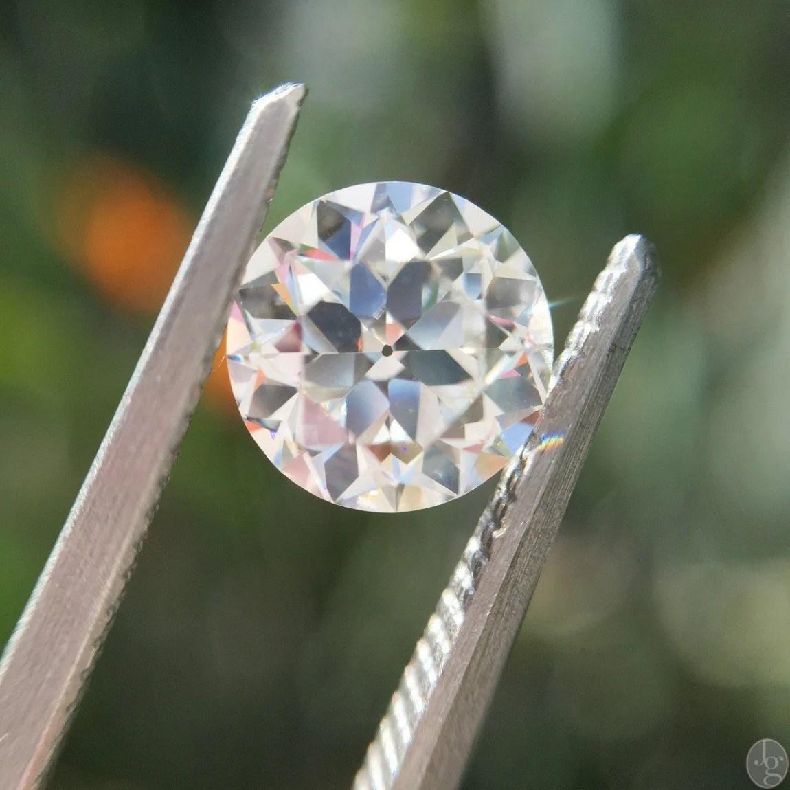 What is an Old European Cut Diamond?