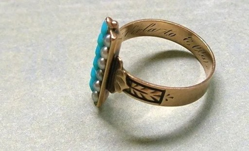 Antique Turquoise Rings on Etsy