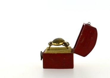 Antique Agate Ring