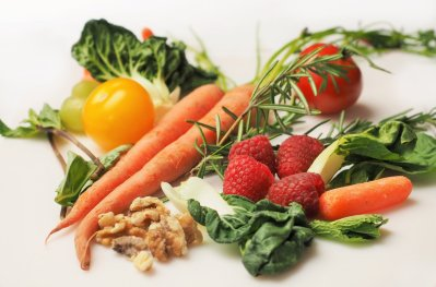 healthy fruits and vegetables, foods that lengthen telomeres