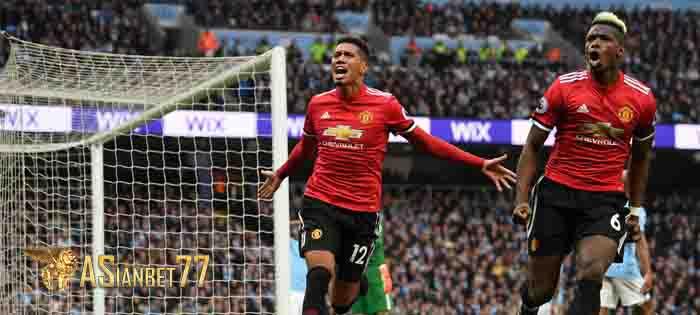 Manchester United Kacaukan Persiapan Pesta Juara Manchester City - Sabung Ayam Online