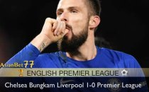 Chelsea Bungkam Liverpool 1-0 Premier League