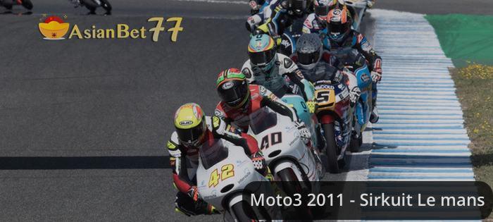 Moto3 2017 - Sirkuit Le Mans, Perancis